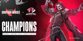 G2 Esports remporte la Mandatory Cup x Ignition Series