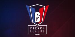 6 French League : programme & résultats