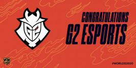 LEC : direction les Worlds pour G2 Esports