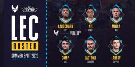 Mercato LoL : Vitality officialise ses équipes pour le Summer Split