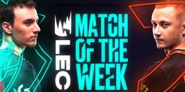 LEC : G2 Esports - Fnatic pour le match de la semaine