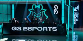 G2 Esports au centre d'une nouvelle affaire de manipulation et débauchage