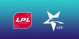 Riot Games annonce la Mid-Season Cup, le tournoi spécial LCK vs LPL