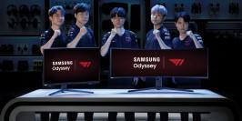T1 signe un contrat de partenariat avec Samsung
