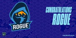 Worlds 2020 : Rogue est la toute première équipe qualifiée