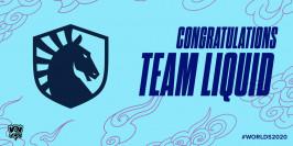 Worlds 2020 : Team Liquid obtient sa qualification