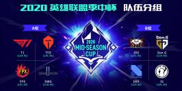 Mid-Season Cup : format, agenda et composition des groupes