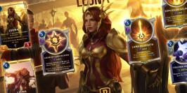 Un nouveau champion débarque dans l'arène, Leona