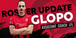 Mercato LoL : Glopo passe assistant coach de l'équipe LFL GamersOrigin
