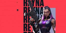 Riot Games donne des précisions sur le nouvel agent, Reyna