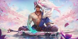 Le teaser des nouveaux skins Spirit Blossom