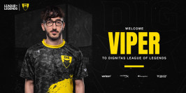 Mercato LoL : Viper quitte FlyQuest pour Dignitas