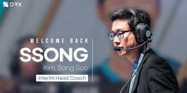 Mercato LoL : coach SSONG en intérim chez DRX