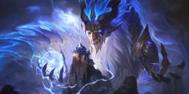 PBE LoL 10.20 : les nouveaux skins Dragonmancer
