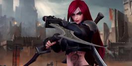 Note de la mise à jour 2.1a de LoL Wild Rift : un nouveau champion, Katarina
