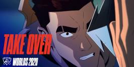 Worlds 2020 : Take Over, la musique et le clip enfin dévoilés