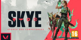 Présentation des compétences de Skye