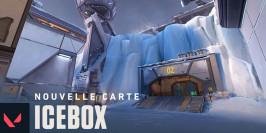 Une nouvelle map pour l'acte 3 : ICEBOX