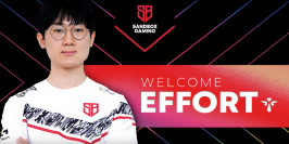 Mercato LoL : Effort quitte T1 pour SANDBOX Gaming