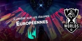 Worlds 2020 : lumière sur les équipes du LEC
