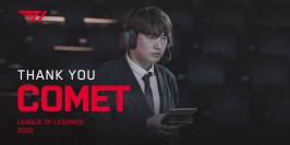 Mercato LoL : Comet et Tolki quittent T1