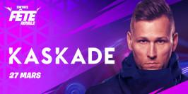 Un concert du DJ Kaskade le 27 mars dans Fortnite