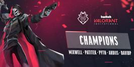 G2 Esports remporte le BLAST Twitch Invitational