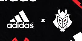 « No Clue », G2 Esports annonce son partenariat avec Adidas