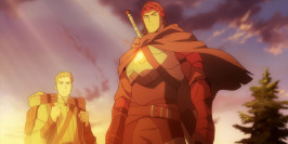 DOTA: Dragon's Blood est disponible sur Netflix