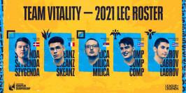 Mercato LoL : Team Vitality présente ses équipes pour 2021