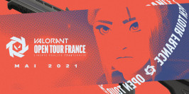 Valorant Open Tour France : ouverture des inscriptions