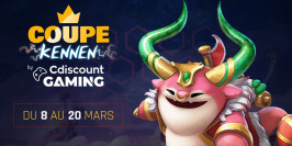Coupe Kennen : Qetzer remporte le tournoi