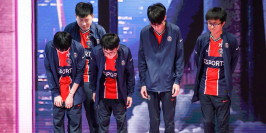 Worlds 2020 : PSG.Talon au Main Event, V3 Esports en vacances