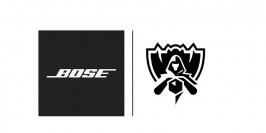 Riot Games en partenariat avec Bose pour tous ses événements
