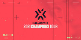 Riot Games présente le Champions Tour 2021