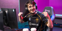 Mercato LoL : Hylissang prolonge son contrat avec Fnatic