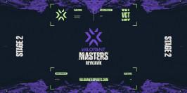 Les Masters Stage 2 du Valorant Champions Tour également en Islande
