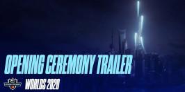 Worlds 2020 : teaser de la cérémonie d'ouverture de la finale