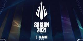 La saison classée 2021 commence aujourd'hui