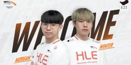 Mercato LoL : deux nouvelles recrues pour Hanwha Life Esports