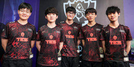 Worlds 2020 : le Reverse Sweep pour TOP Esports