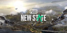 Un nouveau Battle Royale arrive sur mobile, PUBG : NEW STATE