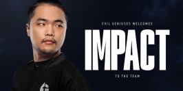 Mercato LoL : Impact quitte Team Liquid pour Evil Geniuses