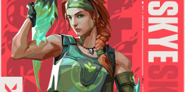 Riot Games présente Skye, le nouvel agent de Valorant