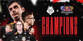 G2 Esports remporte le Red Bull Home Ground