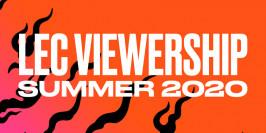 LEC : un bilan de l'audience du Summer Split 2020