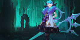 Teaser et gameplay trailer du nouveau champion : Gwen