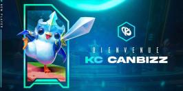 CanbizZ rejoint la Karmine Corp