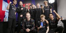 Worlds 2020 : Fnatic et Gen.G aux playoffs !