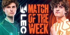 LEC : Fnatic contre MAD Lions pour le match de la semaine